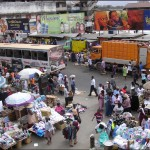 Street Market in District 08, Palomar City
