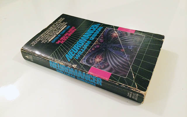 Neuromancer 1st Edition paperback