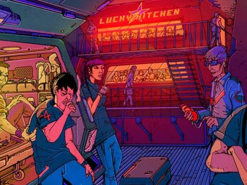 Star Lucky Kitchen