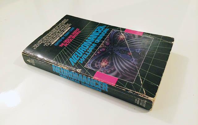 Neuromancer 1st Edition paperback