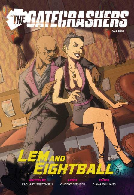 Lem + Eightball Cover