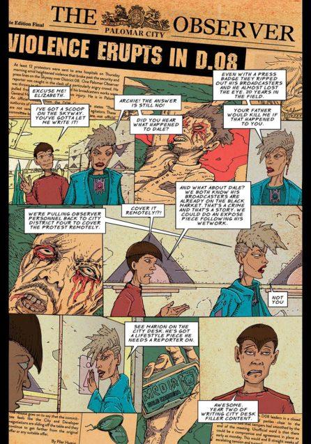 A Night of Gatecrashing Page 010