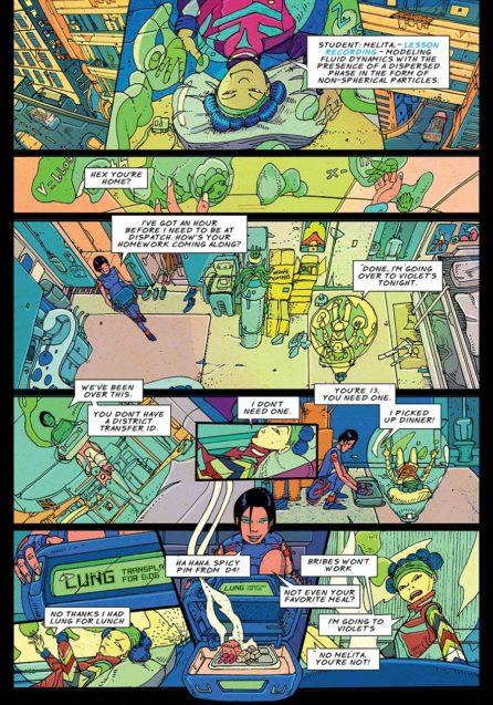 A Night of Gatecrashing Page 011