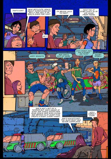 A Night of Gatecrashing: Page 014