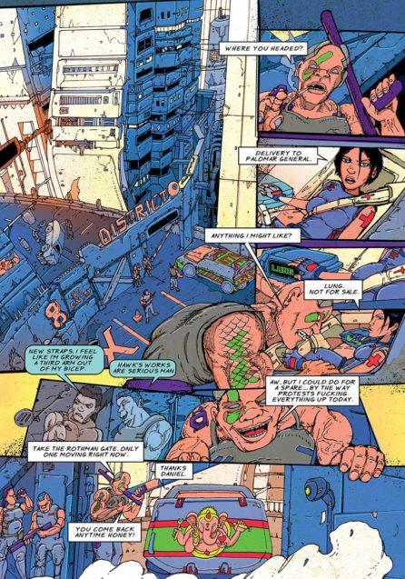 A Night of Gatecrashing Page 008