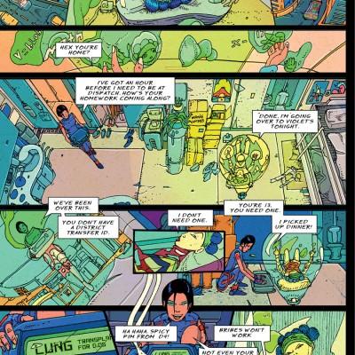 A Night of Gatecrashing: Page 010